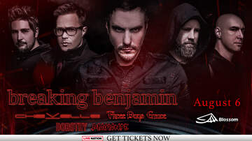 Contest Rules - Win tickets to see Breaking Benjamin Rules