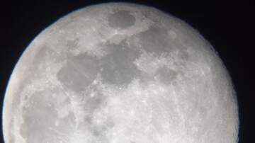 image for A Super 'Snow Moon' Lights the Sky this Weekend