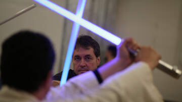 Follow Along With The Show - Lightsaber Dueling Is Now A Legitimate Sport