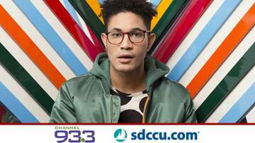 None - Bryce Vine at Channel 933 with SDCCU®