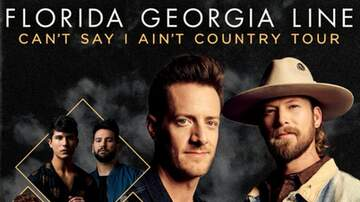 None - Florida Georgia Line with Dan + Shay, Morgan Wallen and HARDY at The AMP