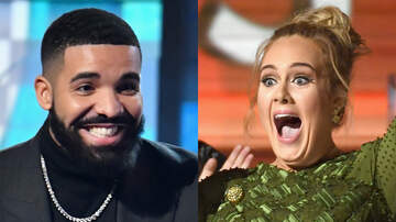 None - Adele and Drake Reportedly Hang Out in LA
