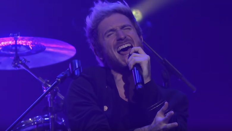 Walk The Moon Give Spirited 'Timebomb' Performance On 'Fallon': Watch