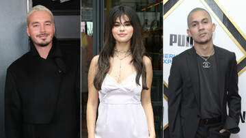 Entertainment News - New J Balvin, Selena Gomez & Tainy Collab Set To Drop Next Thursday