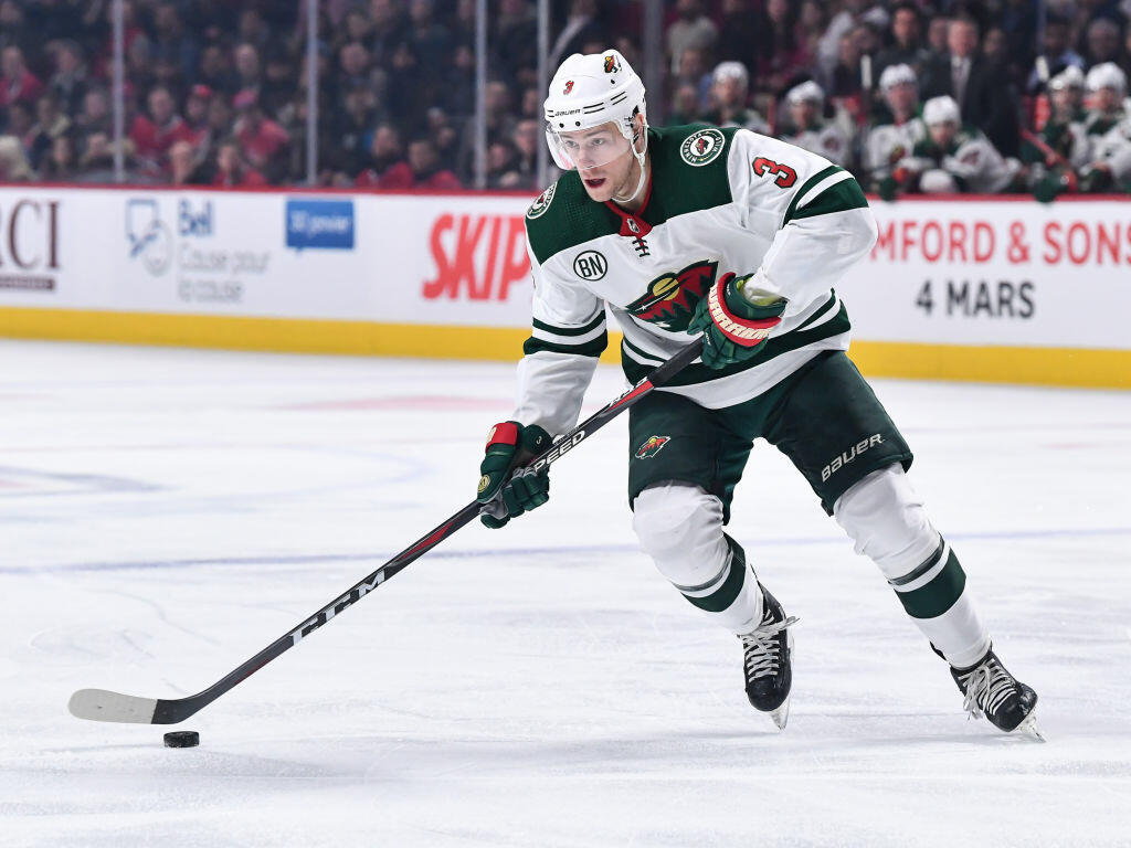 The MN Wild are trading Charlie Coyle tonight...maybe to Boston