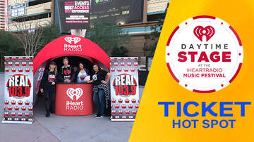 None - Join Real 103.9 At UNLV For Tickets To Our 2019 iHeartRadio Daytime Stage