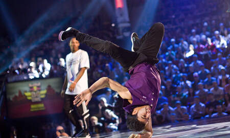 Trending in The Bay - Breakdancing at the 2024 Olympics