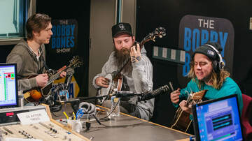 Bobby Bones - Judah & The Lion's Emotional Story Behind Pictures with Kacey Musgraves