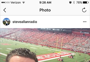 Steve Allan - YES!  They're Going To Start Selling Beer/Wine At Rutgers Games!