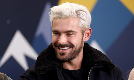Entertainment News - Zac Efron Celebrates Post-Knee Surgery Recovery With New Haircut