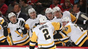 Adam Crowley - Penguins musings after Devils win