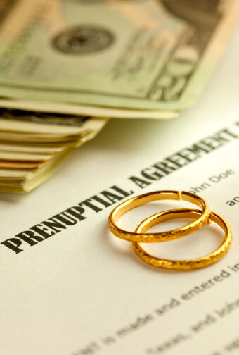 Prenup Weight Loss Clause [DISCUSSION]