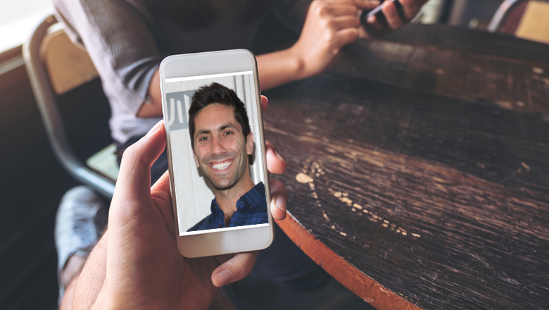This iPhone Hack Will Show You If Someone's Profile Pic Is Real Or Not