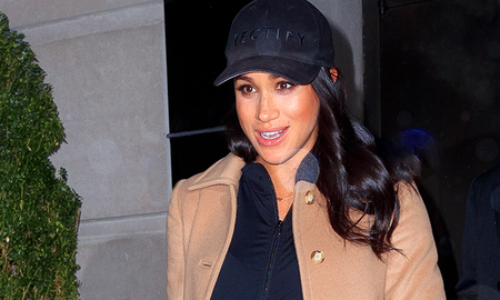 Trending - Meghan Markle Flew Back To London On $125k Private Jet After Baby Shower