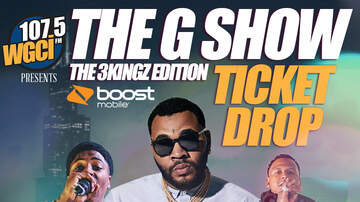 None - Boost Mobile Ticket Drop For #TheGShow 3.16.19