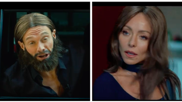 Ryan Seacrest - LOL! Ryan Seacrest Spoofs Bradley Cooper In 'A Star Is Born'