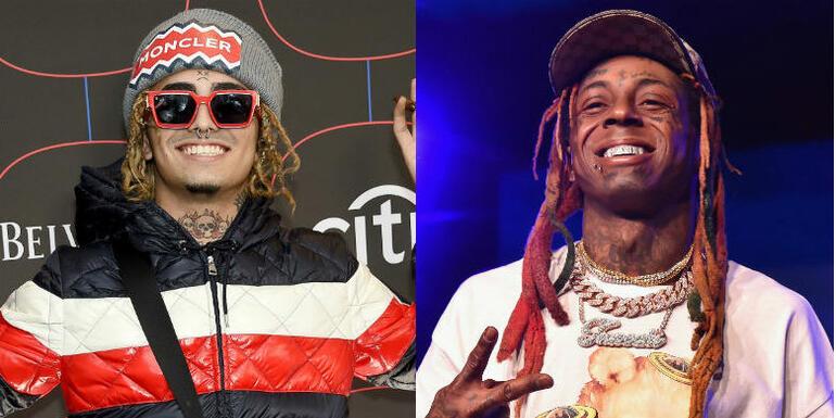 b3972dffee7 Lil Pump Drops Lil Wayne Collab