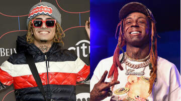 Music News - Lil Pump Drops Lil Wayne Collab Be Like Me Ahead of 'Harverd Dropout'