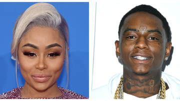 Music News - Blac Chyna & Soulja Boy Split After Dating For A Few Weeks