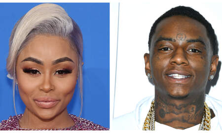 Trending - Blac Chyna & Soulja Boy Split After Dating For A Few Weeks