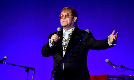 Rock News - Watch The Official Trailer For Elton John Biopic 'Rocketman'