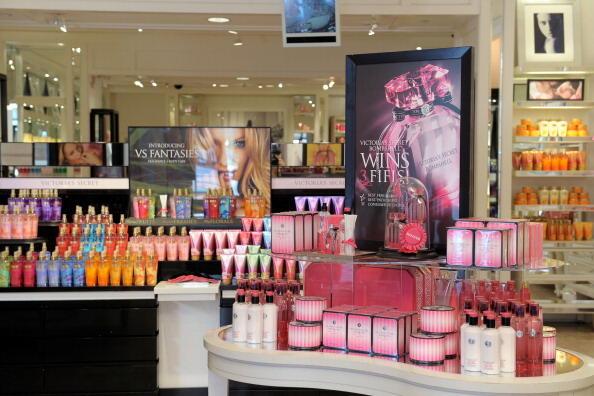 Victoria's Secret Perfume Is Also A Mosquito Repellant