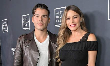Enrique Santos - ¡Sofía Vergara anunció que ya es abuela!