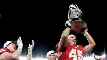 Lucas in the Morning - Wisconsin football players get ready for NFL Combine