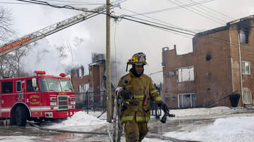 The Bushman Show - One Person Arrested In Detroit Apartment Fire