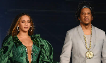 Trending - Beyoncé & JAY-Z Give Meghan Markle A Surprise Shoutout In Acceptance Speech