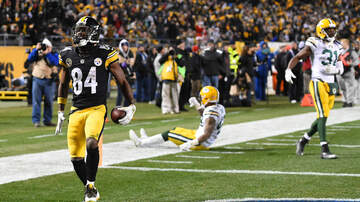 Lucas in the Morning - The Packers Should Explore A Trade For Antonio Brown