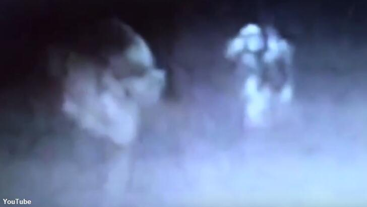 Watch: Ghost Appears Behind Patron at Notoriously Haunted Pub?