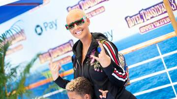 Dreena Gonzalez - Adorable! Amber Rose shares a sweet birthday video of her son!