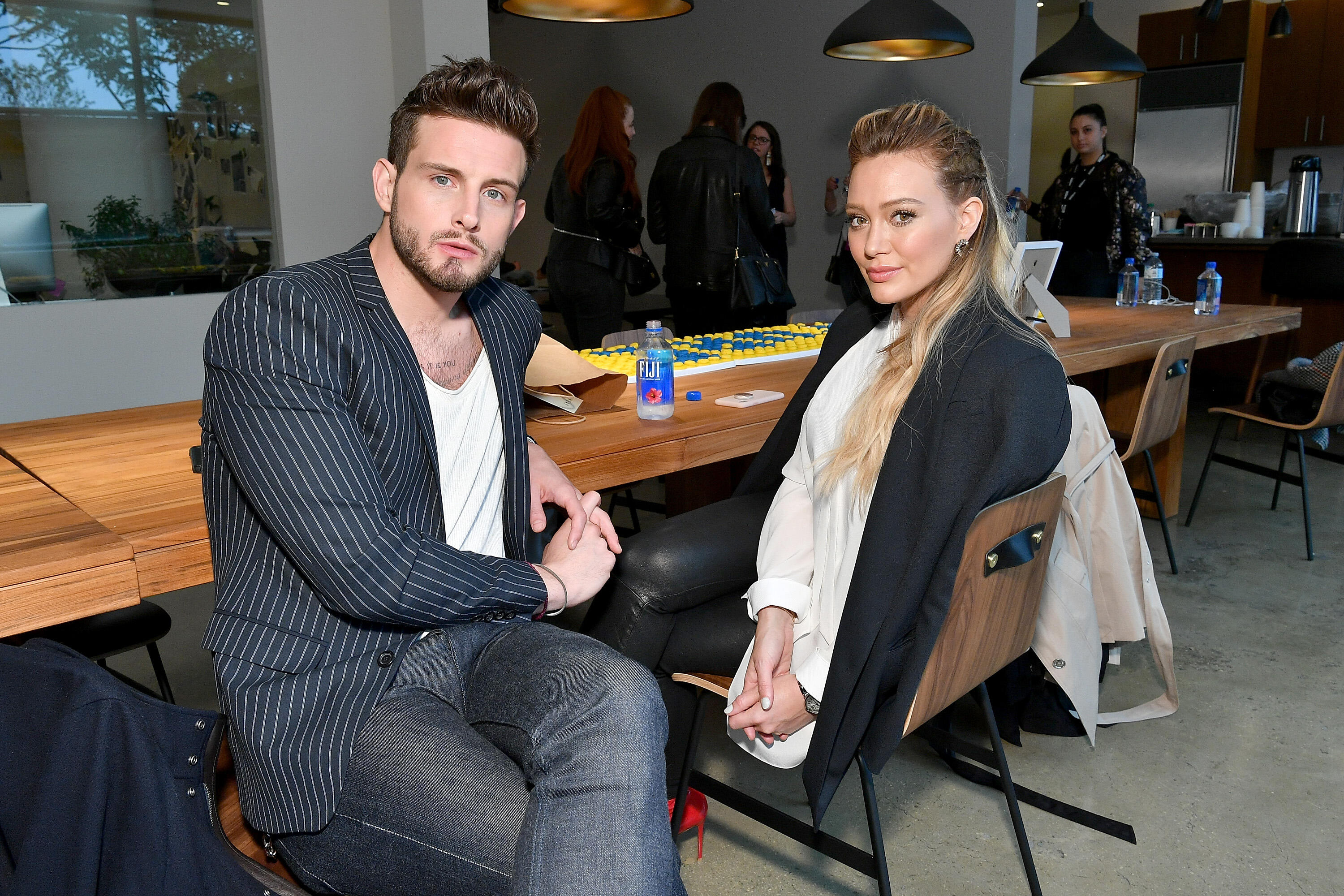 Hilary Duff Lets 'Younger' Co-Star Drink Her Breastmilk: 'It's Delicious'