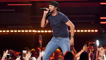 Music News - Luke Bryan 'Thrilled To Be Nominated'