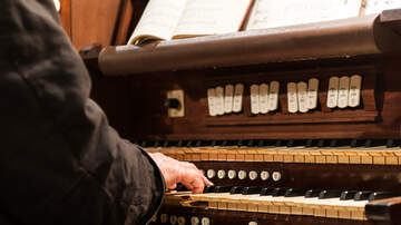 None - Local Organist Glenn Kime Celebration