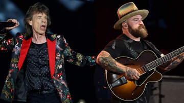 Music News - Rolling Stones Invite Zac Brown Band To Open Stadium Show