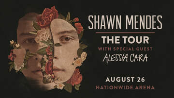 None - SHAWN MENDES Special Guest Alessia Cara