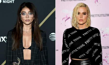 Trending - Sarah Hyland Called Out For 'Insensitive' Joke About Khloe Kardashian Drama
