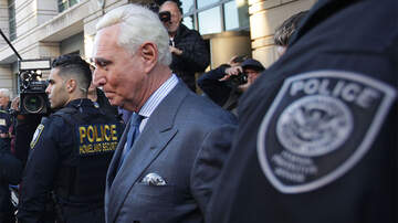 Politics - Judge Issues Full Gag Order On Roger Stone Following Instagram Post