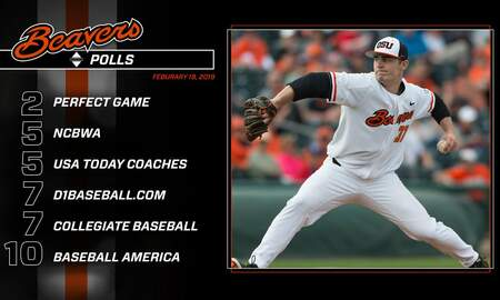 Oregon State Beavers - Beavers and Cornhuskers rained out will play a doubleheader Friday