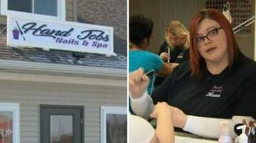 Klinger - Owner May Be Forced To Rename Nail Bar She Called Hand Jobs