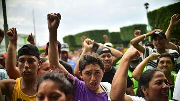 The Pursuit of Happiness - Watch: Immigration Agents Near Border Attacked By Migrants (video)