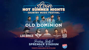 None - Avon Hot Summer Nights Country Music Festival with Old Dominion