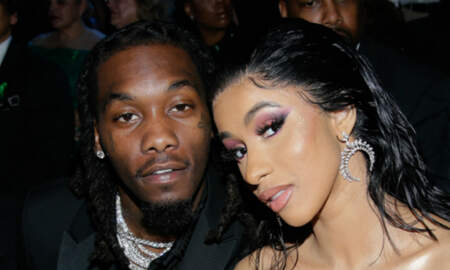 Trending - Cardi B & Offset Share Adorable Videos Of Daughter Kulture