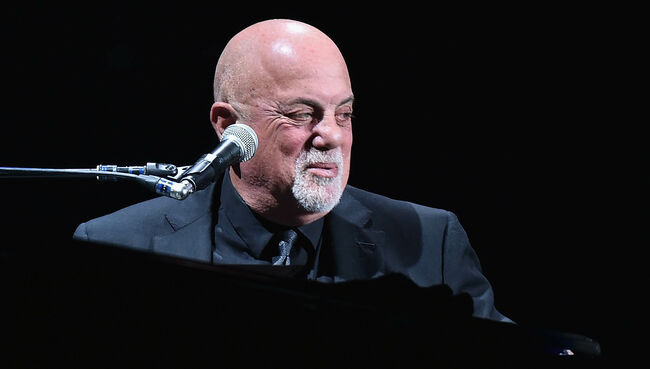 Billy Joel Announces 68th Consecutive Msg Concert Q104 3