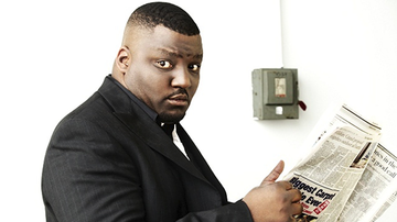 None - Aries Spears