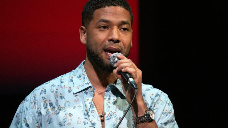 Fox Reveals How 'Empire' Will Handle Jussie Smollett's Exit In Series | iHeartRadio