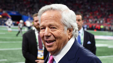 Sports News - Patriots Owner Robert Kraft Charged With Soliciting Prostitution