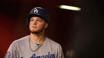 Dodgers Clubhouse - Alex Verdugo Is Looking To Make A Big Impact In 2019